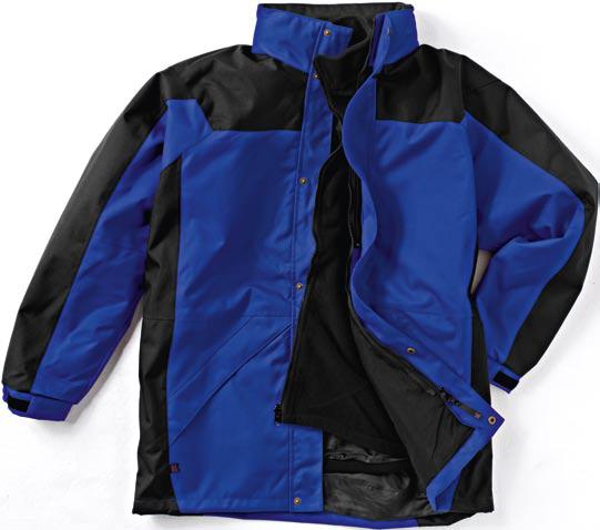 Kübler Weather-Dress Inno Plus Doppeljacke Form 1389