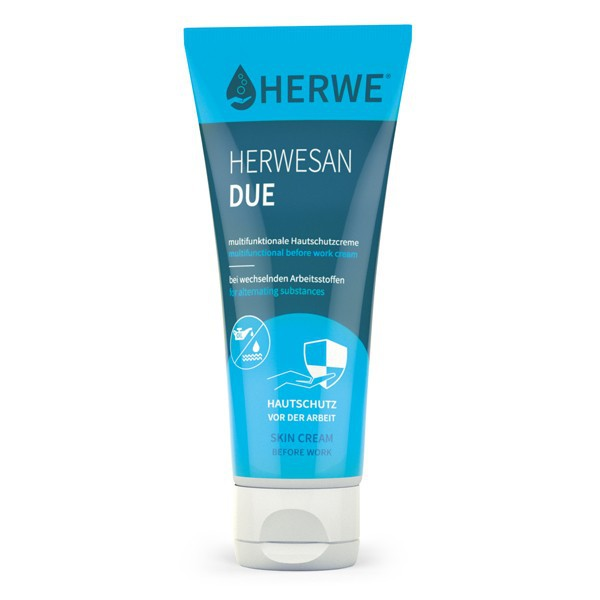 Herwe Due Hautschutz 100 ml Tube