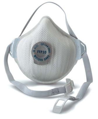 Moldex 3405 FFP3 Mehrwegatemschutzmaske