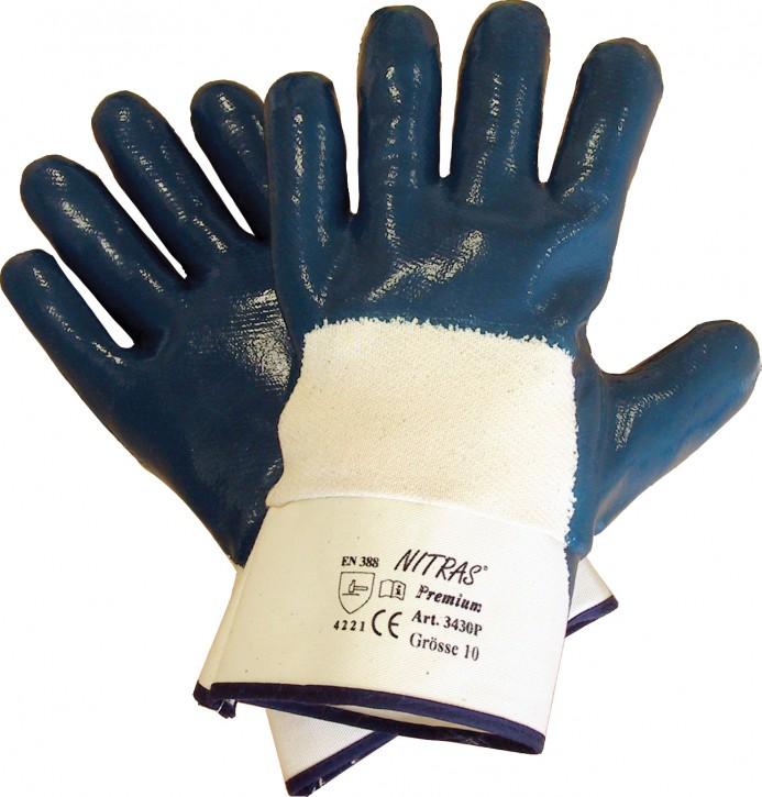 Handschuh Nitril blau Top Qualität