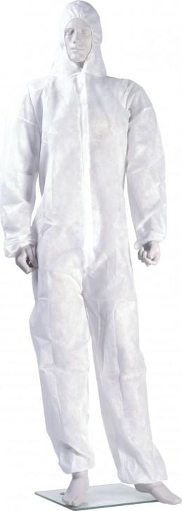 PP Overall weiß Größe XL