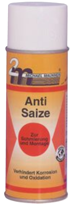 Anti Saize 400 ml Spraydose Hochleistungsschmiermittel auf Aluminiumbasis