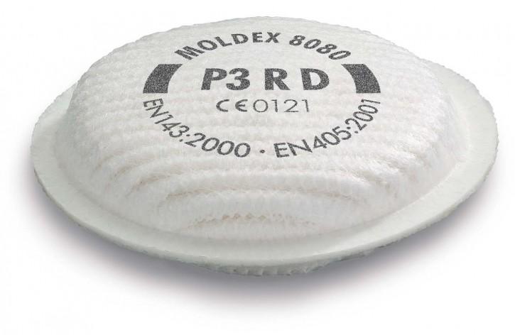 Moldex Partikelfilter P3 RD 8080 zur Serie 8000