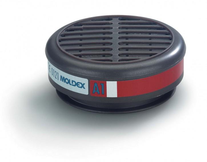 Moldex Gasfilter A1 8100 zur Serie 8000