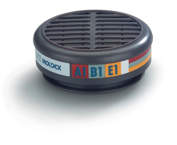 Moldex Gasfilter ABE1 8200 zur Serie 8000
