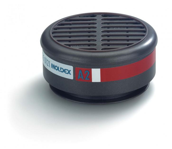 Moldex Gasfilter A2 8500 zur Serie 8000
