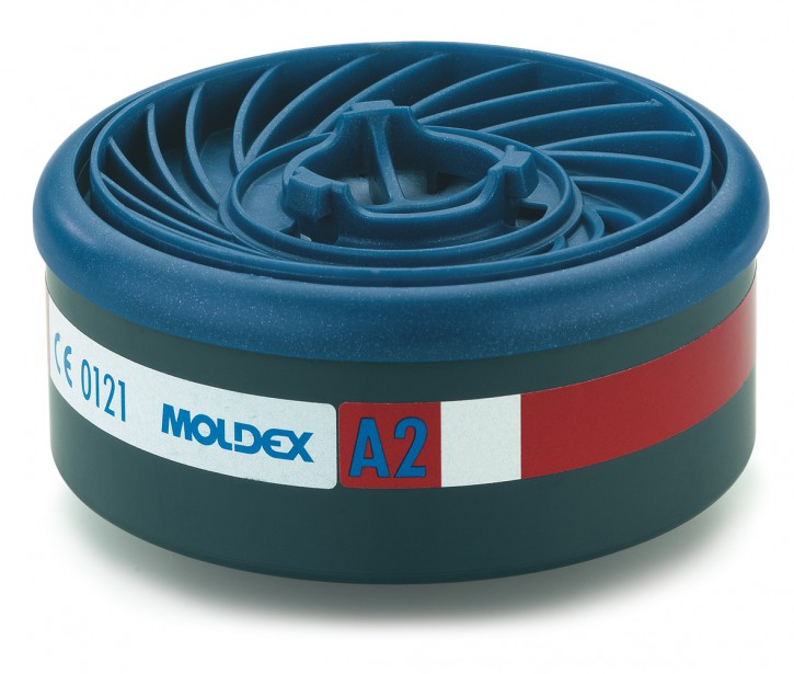 Moldex Gasfilter A2 9200 Serie 7000/ 9000