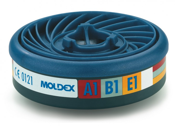 Moldex Gasfilter ABE1 9300 Serie 7000/ 9000