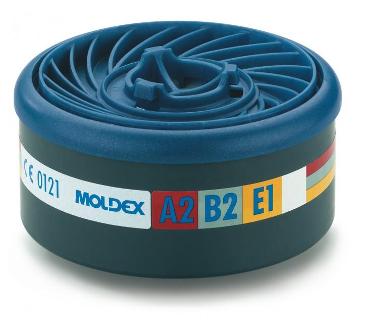 Moldex Gasfilter A2B2E1 9500 Serie 7000/ 9000
