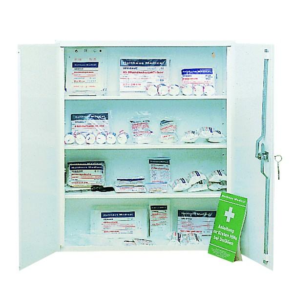 Verbandschrank Securitas Holthaus Medical 2 türig