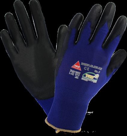 HASE PADUA Blue Lite, 5-Fg.-Sicherheitshandschuhe, Nylon/PU