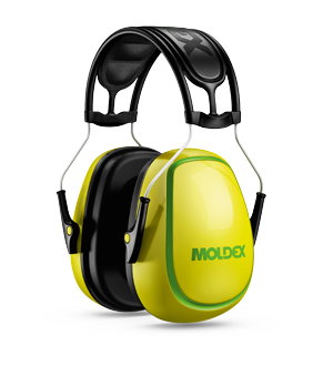 Kapselgehörschutz Moldex M4 6110 SNR 30 dB