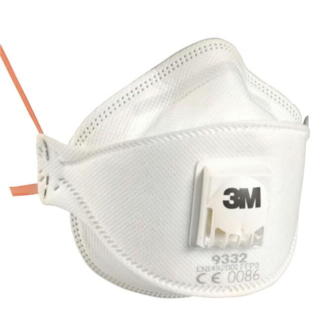 3M Atemschutzmaske 9332 FFP3