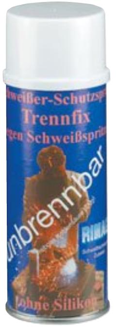 Schweißschutzspray Trennfix silikonfrei 400ml