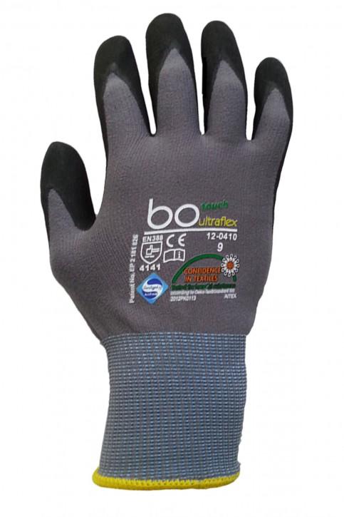 bo touch Ultraflex atmungsaktiver Montagehandschuh Größe 10