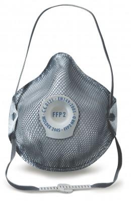Moldex 2445 FFP2 Atemschutzmaske + Ozon und Schweißrauch