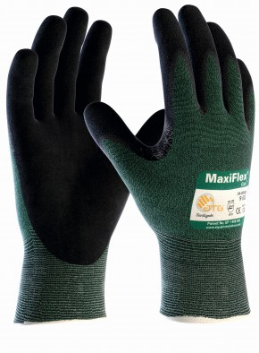 Montagehandschuh ATG Maxiflex CUT 2490 34-8743