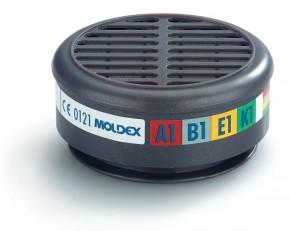 Moldex Gasfilter ABEK1 8900 zur Serie 8000