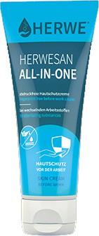 Herwe all in one Hautschutz 100 ml Tube