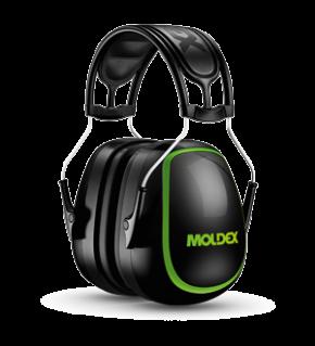 Kapselgehörschutz Moldex M6 6130 SNR 35 dB